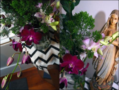 flowerorchcollage